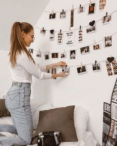 Teen Girl Bedrooms, decor explanation to acheive for a super exciting room. Simply push the link number 7501879431 now for other clues. Cute Room Ideas, Cute Room Decor, Teen Room Decor, Room Decor Bedroom, Dorm Room, Bedroom Ideas, Cute Teen Rooms, Photo Deco, Aesthetic Room Decor