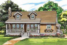 Plan #47-379 - Houseplans.com