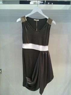 dress with an edge, so chic