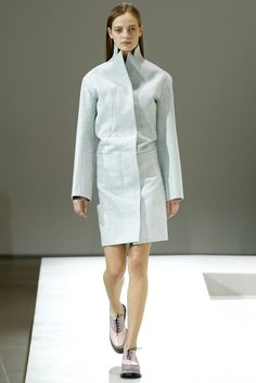 Jil Sander Fall 2014 Ready-to-Wear Fashion Show Collection