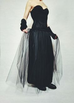 Rock Couture gonna lunga in tulle nero, maxi gonna tulle, gonna tutu tulle lunga, taglia S-M nera pronta consegna by TheRockCouture #italiasmartteam #etsy