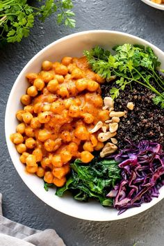 Tell me what chickpeas can't do. I'll wait.