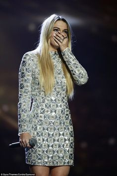 Victorious! 17-year-old Louisa Johnson was crowned the winner of The X Factor 2015 during Sunday night's dramatic live finale at London's Wembley Arena and has been tipped for superstardom