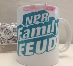 """It's coffee week at NPR - see if you can match the """"mug shot"""" with the corresponding host!"""