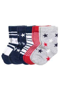 5-pack socks   H&M