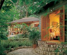 a breezy, beautiful home in jamaica by CrisC