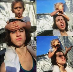 Nash Grier with Skylyn Hayes Grier, Nash Grier, Magcon Boys, My Boys, Guys, Image, Beauty, Instagram, Hamilton