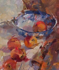 Ingrid Christensen - A Painter's Progress: A return to still life