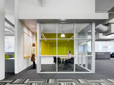 """Design that addresses the thinking cognition's of the individual will deliver a thought """"full"""" workplace."""