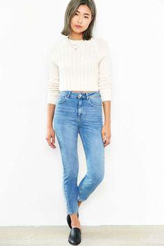 BDG Girlfriend High-Rise Jean - Urban Outfitters