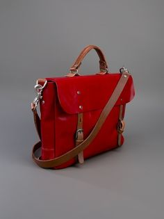 ALLY CAPELLINO  'RICHARD' BAG  shipped from Works Unltd.  Aarhus, Denmark