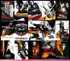 Film poster trends - I love these - I might have to put these on my classroom walls to get my students to think 'outside the box' !