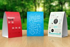 Table Tent Mock-up Template Vol.7