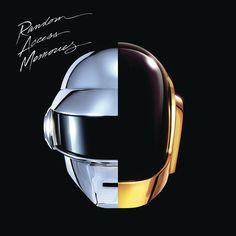 Caratula Frontal de Daft Punk - Random Access Memories
