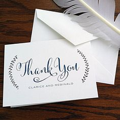 28 Best We Are Reich Paper Thank You Notes Images On Pinterest