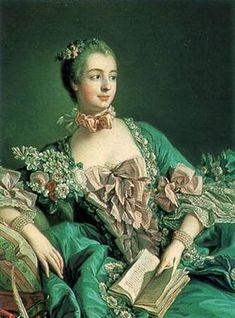 Étiquettes et élégances au temps de Madame de Pompadour - Jardin Secret...