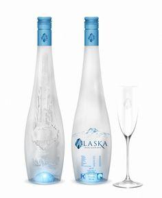 Crystal Glacier Water 2