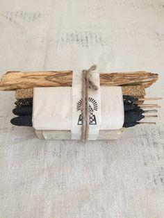 Meditation Incense and Bath Bundle