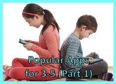 Need app ideas to use with your 3-5 students? Read our latest blog: http://www.yourtechcoaches.com/#!blog/c112v