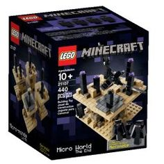 Steve and Creeper are back in LEGO form. The LEGO Minecraft Original Micro World set features 408 sturdy pieces. Lego Minecraft, Minecraft Stuff, Minecraft Gifts, Mojang Minecraft, Minecraft Party, Minecraft Ideas, Minecraft Skins, Minecraft Buildings, Lego Christmas Gifts