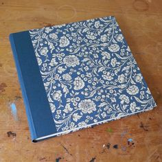 Behind the Scenes - Binding a Large Photo Album - part two of a two-part series by Cathy Durso