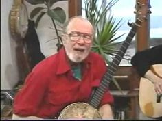 "Pete Seeger, Peggy Seeger & Mike Seeger, ""This Land Is Your Land"" (1999)"