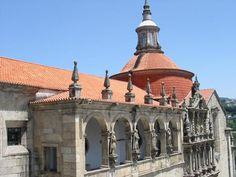 Varanda dos Reis, Convento de S. Gonçalo, Amarante - Portugal