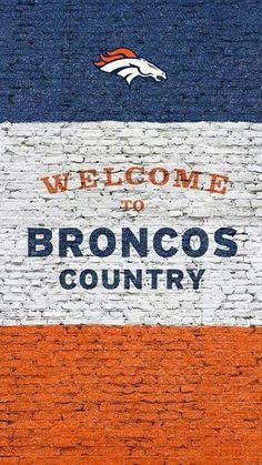BRONCOS COUNTY! I must have this!