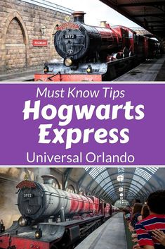 Know how to buy tickets and when to ride the Hogwarts Express (must knows) to make sure you see all of Harry Potter World at the Universal Studios Orlando Resort Universal Orlando, Universal Studios Outfit, Disney Universal Studios, Universal Studios Florida, Harry Potter Universal, Orlando Travel, Orlando Vacation, Orlando Resorts, Florida Vacation