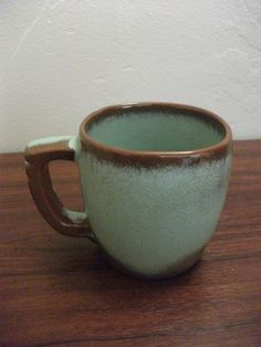 Awesome Frankoma Pottery Mug by PrimePickins