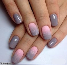 Nail art is a very popular trend these days and every woman you meet seems to have beautiful nails. It used to be that women would just go get a manicure or pedicure to get their nails trimmed and shaped with just a few coats of plain nail polish. Gel Nail Art Designs, Winter Nail Designs, Winter Nail Art, Winter Nails, Summer Nails, Autumn Nails, Unique Nail Designs, Acrylic Nails Designs Short, Nail Design For Short Nails
