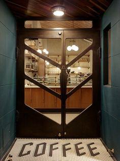 Cofeeshop - Sightglass on 20th, San Francisco, 2014 - Boor Bridges Architecture