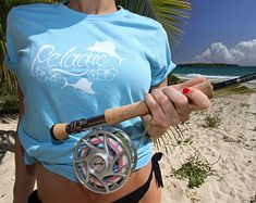 Hatch, Pelagic & Hardy: three top brands for the saltwater enthusiast! Check out www.cc for their latest tackle news Tight Lines, Your AOS Fly Fishing Team Fly Fishing Girls, Gone Fishing, Bass Fishing, Bikini Fishing, Saltwater Fishing, Caribbean, Instagram Posts, Hunting Stuff, Fly Tying