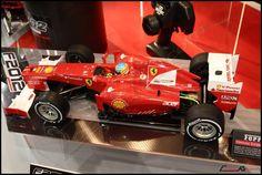 Ferrari F2012 de Fernando Alonso: versión 1/12 de Tamiya en detalle - CochesRc.com
