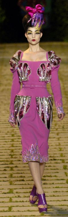 John Galliano For Christian Dior Haute Couture Autumn/Winter 2006-2007