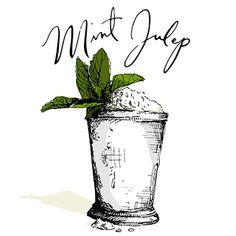 Weekend shopping list: mint, sugar, and lots of bourbon. Check out some of our favorite julep recipes (tap link in profile). #derby