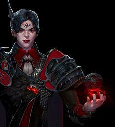 ArtStation - vampire, Sen Baek