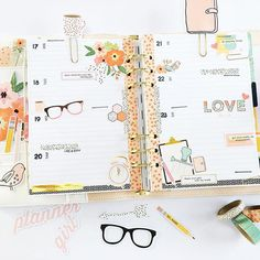 A little planner layout before the pen using the 'Reset Girl' collection by @simplestories_  All supplies from @sassyscrappers  - #planner #planneraddict #plannercommunity #plannerlove #plannergoodies #plannerstickers