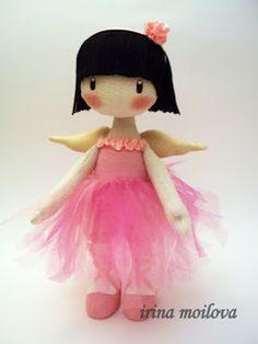 Doll by Irina Moilova
