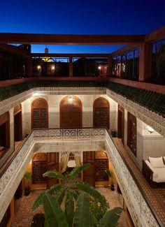 Moroccan Decor: Tour Riad Jardin Secret – Free People Blog | Free People Blog #freepeople