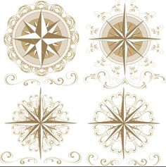 rose des vents on pinterest compass compass rose and compass tattoo. Black Bedroom Furniture Sets. Home Design Ideas