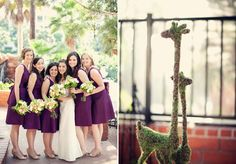 Giraffes, http://www.carolinetran.net/blog/2010/10/the-victorian-santa-monica-wedding-lauren-chad/