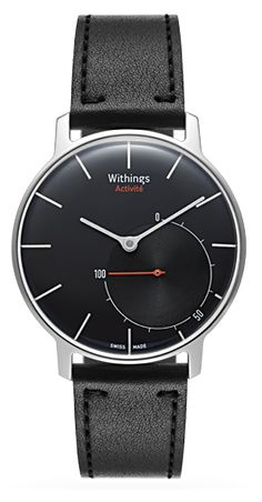 Withings Activité black + activity tracker