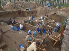 Ice Age Babies Buried in Alaska Reveals Early Genetic Diversity in North America  The findings, published this week in Proceedings of the National Academy of Sciences, add weight to the idea that people settled in the area around the Bering Strait for as long as 10,000 years before moving farther south. This idea is called the Beringian Standstill hypothesis, named for the region, Beringia, where the ancient migration would have paused for thousands of years.