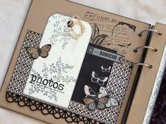 Album Photo Scrapbooking, Mini Albums Scrapbook, Travel Scrapbook, Scrapbook Journal, Scrapbook Cards, Mini Album Scrap, Handmade Scrapbook, Mini Album Tutorial, Bullet Journal Themes