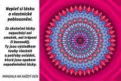 Mandala Čistá láska   Mandala na každý den Beach Mat, Outdoor Blanket