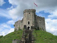Cardiff Castle Keep, Cardiff