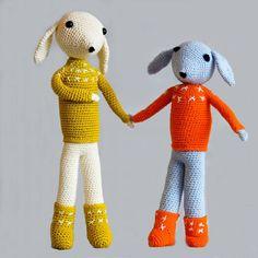 Birlikte poz vermek istediler #amigurumi #örgüoyuncak #organikoyuncak #sevgiyleörüyoruz#amigurumigram#gurumigram