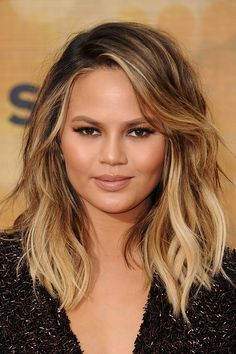 Chrissy Teigen shone on the red carpet with a healthy, post-pregnancy glow at the Spike TV Guys' Choice Awards in Los Angeles. The key to achieving a fresh-faced complexion like Teigen's is to have a strict skincare regime. Bazaar recommends Cetaphil's Gentle Skin Cleanser, £8.99, for a mild yet effective cleanse, and Eau Thermale Avène's Hydrance Optimale UV Light Hydrating Cream, £14.50, to rehydrate and protect your skin.   - HarpersBAZAAR.co.uk