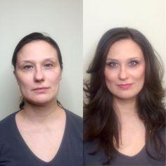 Nasza dzisiejsza metamorfoza  Today metamorphosis with our client Aga. #salonurody #kamea #elblag #makijaz #metamorfoza #makeup #follow #happy #amazing #like #cool #beauty #polishgirl #style #people #nofilter  #like4like #like